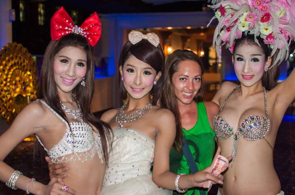 Thai Ladyboy High Resolution Stock Photography And Images