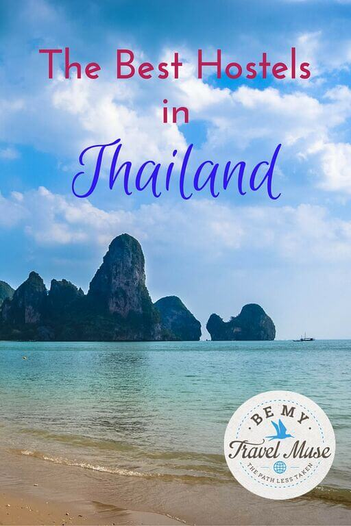 The best hostels in Thailand from a girl who has spent 4 months backpacking through this beautiful country. Read more at https://www.bemytravelmuse.com/best-hostels-in-thailand/