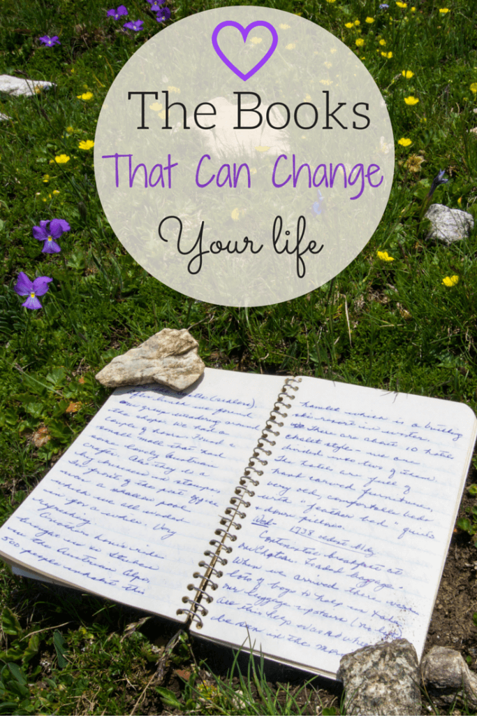 What books have the power to really make an impact? What books will change your life? After three years of traveling by myself, these are my favorites. Read more at https://www.bemytravelmuse.com/books-that-will-change-my-life/
