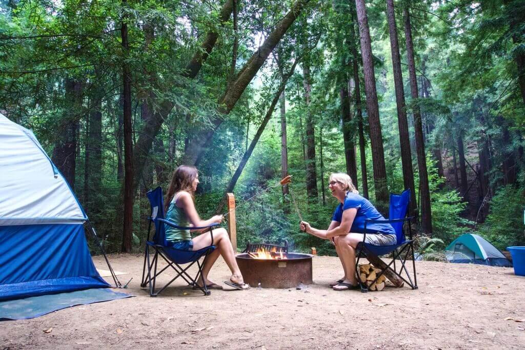 ventana campgrounds