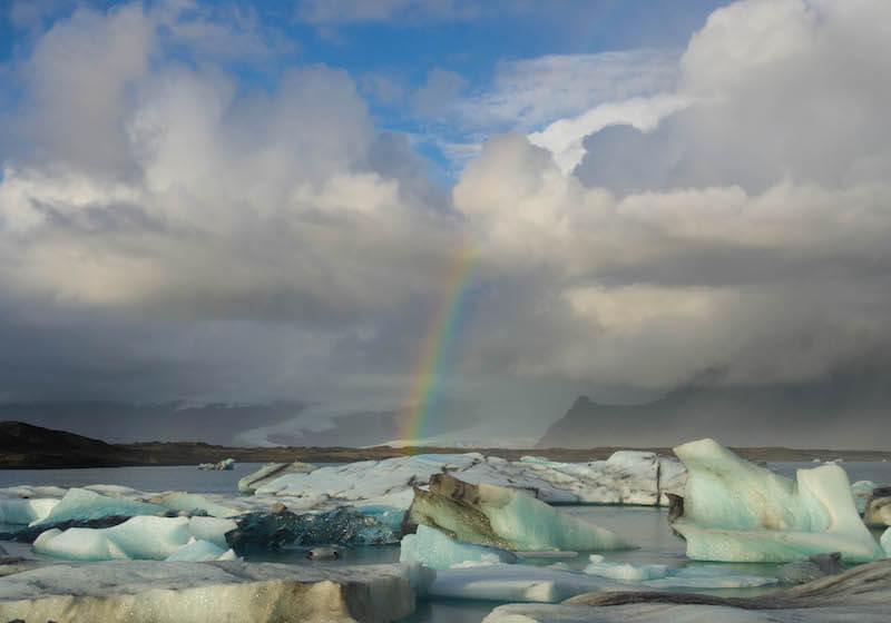 jokulsarlon glacier lagoon Iceland