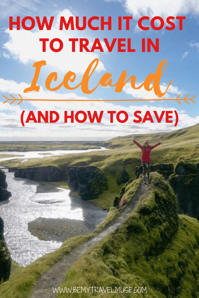 Iceland is an expensive country to travel in, but if you know where to save, it can definitely be done on a budget. Follow these tips and learn how you can travel Iceland on a budget! #Iceland #IcelandTravelTips