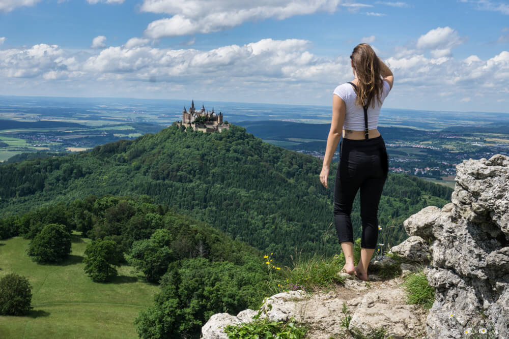 Hohenzollern castles in Germany