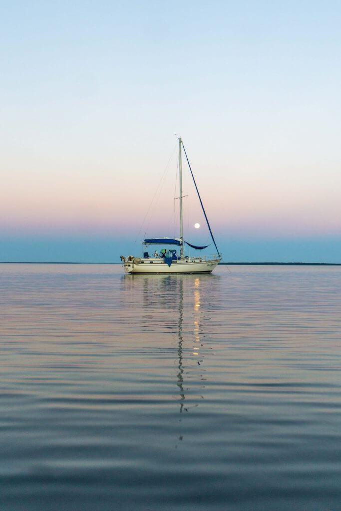 apostle islands sailing