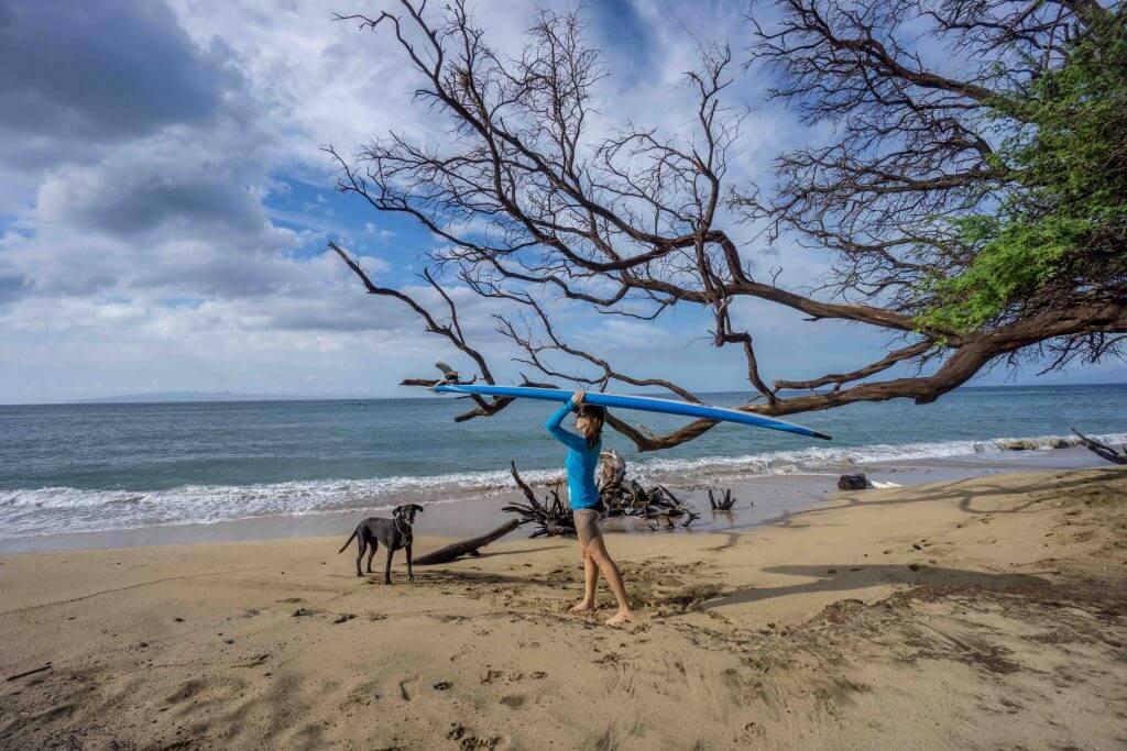 hawaii solo female travel
