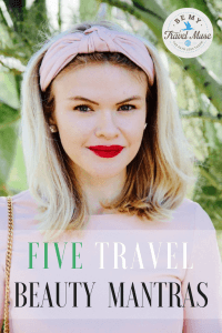 It seems as if every headline is telling us to try some new beauty trend or the latest Kylie lip kit, but these affordable travel beauty tips actually work!