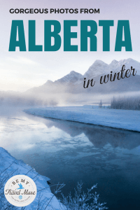 Why should you visit Alberta in the winter and where should you go? What makes it so wonderful? Click to see why Alberta is so magical in the winter.