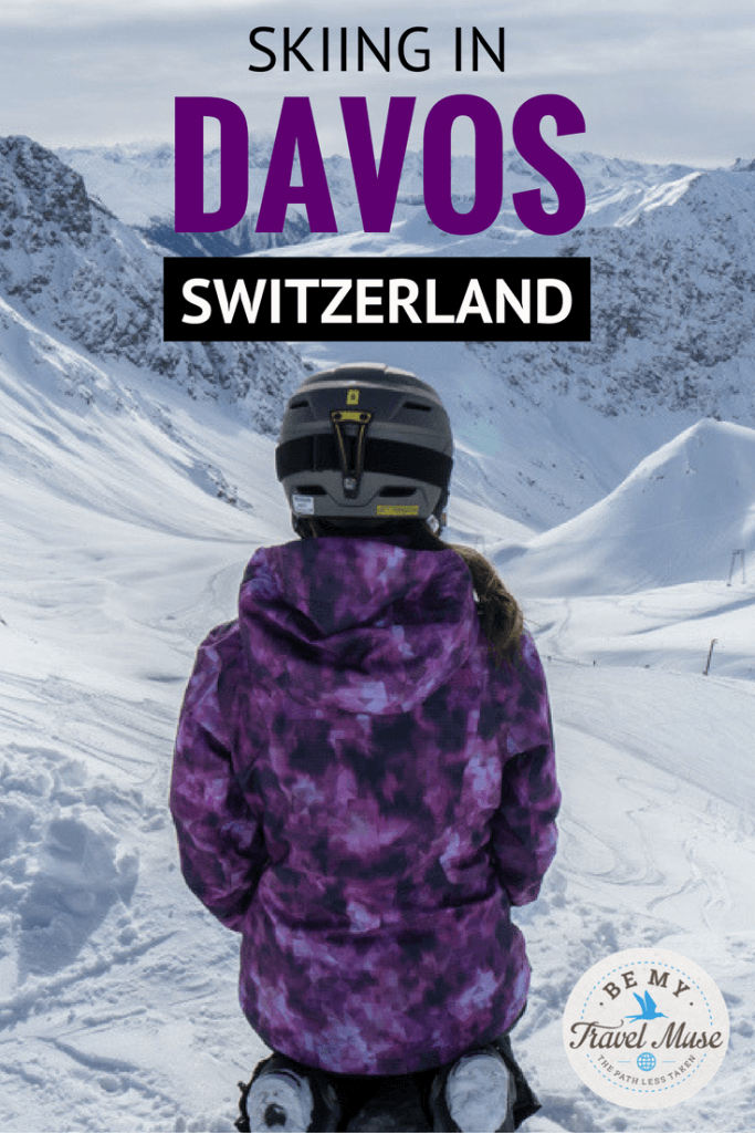 A review of skiing in Davos, Switzerland with tips on where to ski, the other activities on offer, where to say and where to eat!