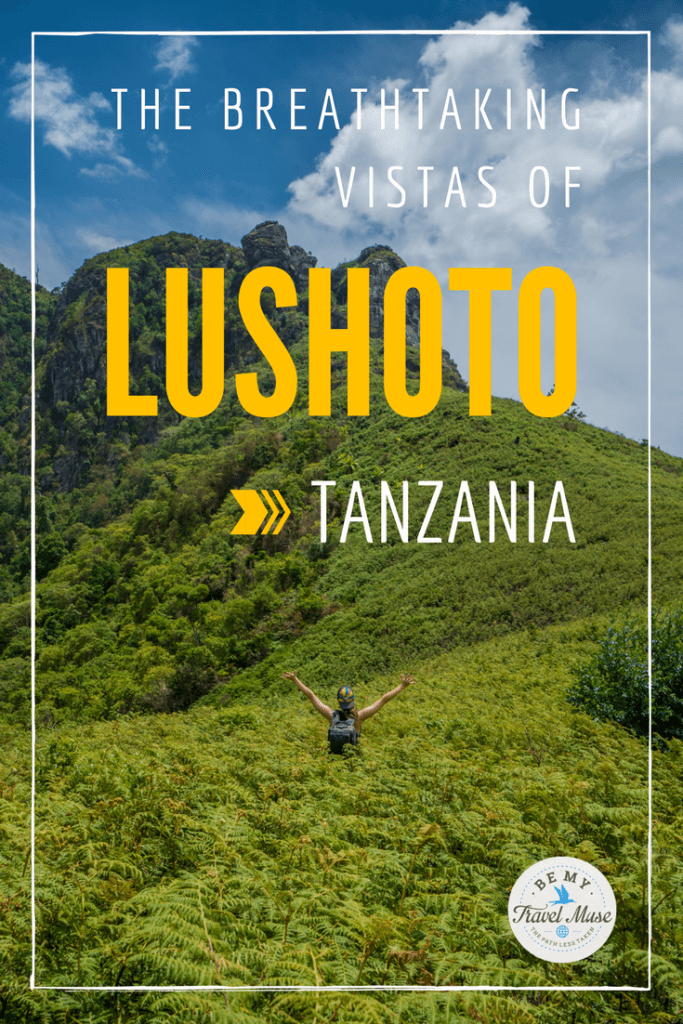 How to see the famous Irente Viewpoint in Lushoto, Tanzania. Advice on where to stay, where to walk, and photos of the beautiful view!