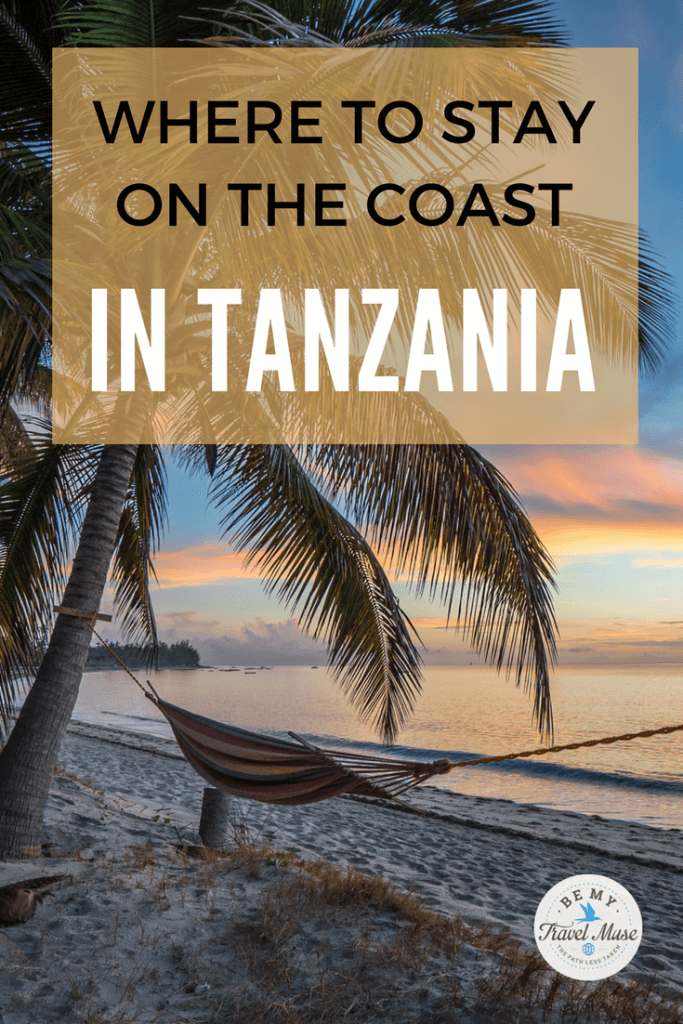 The best place to stay on the coast in Tanzania: The Tides Lodge and Mawimbi Villa. Relax on a secluded beach with pristine white sand and delicious food!