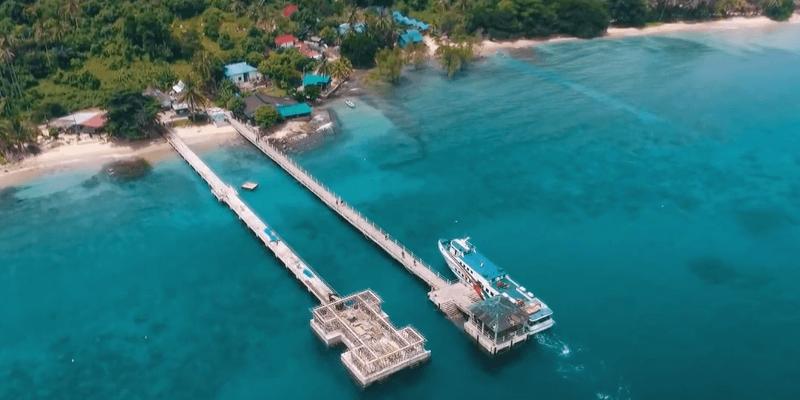 Scuba diving tioman island