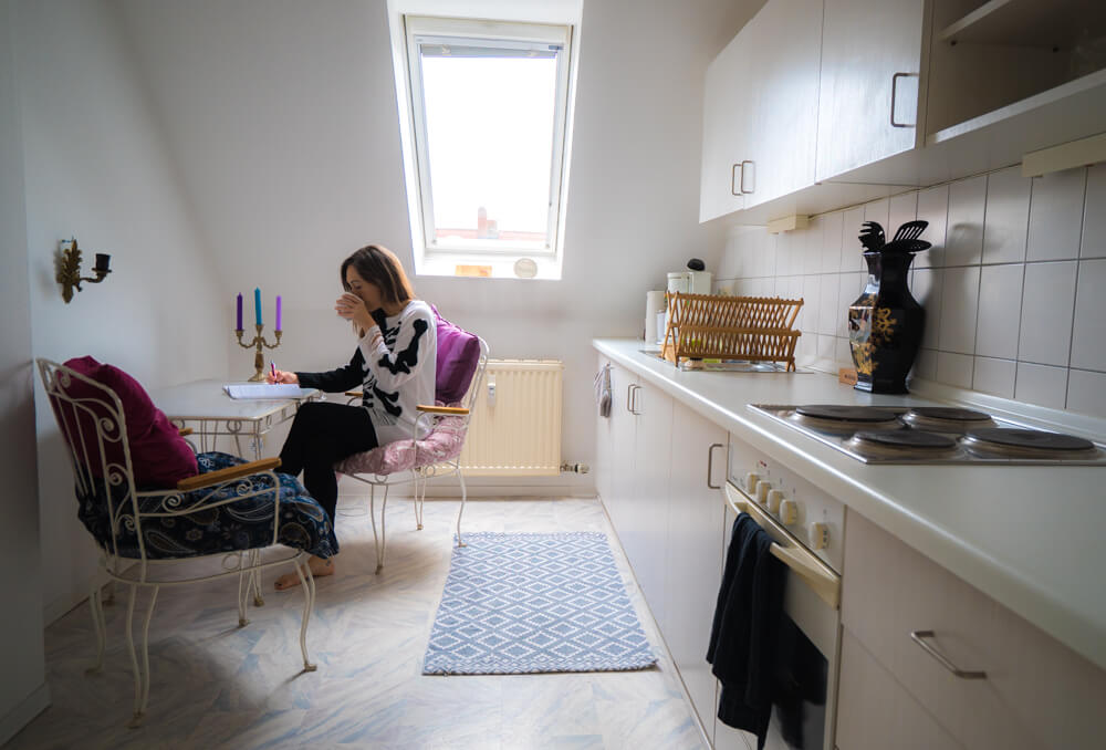berlin apartment tour