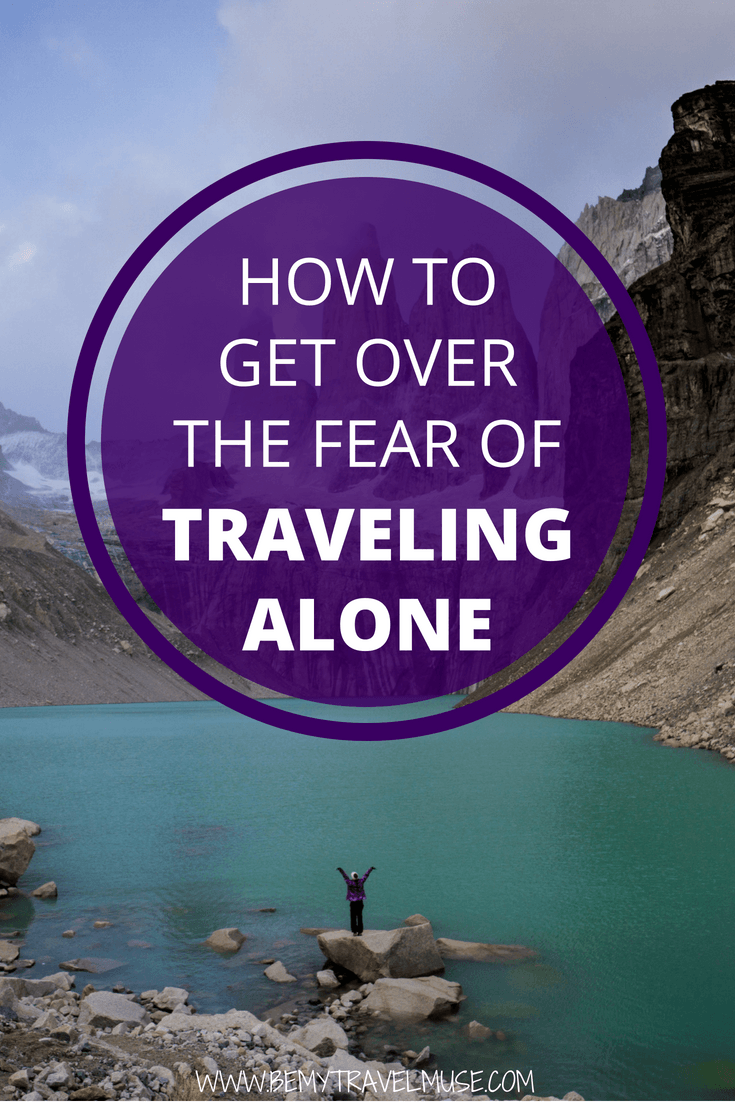 We have all been there: you've planned the perfect solo trip for yourself, and freak out completely right before the trip begins. Completely normal, but it doesn't have to be like that! After traveling solo for 6 years, here are my best tips on getting over the fear of traveling alone.