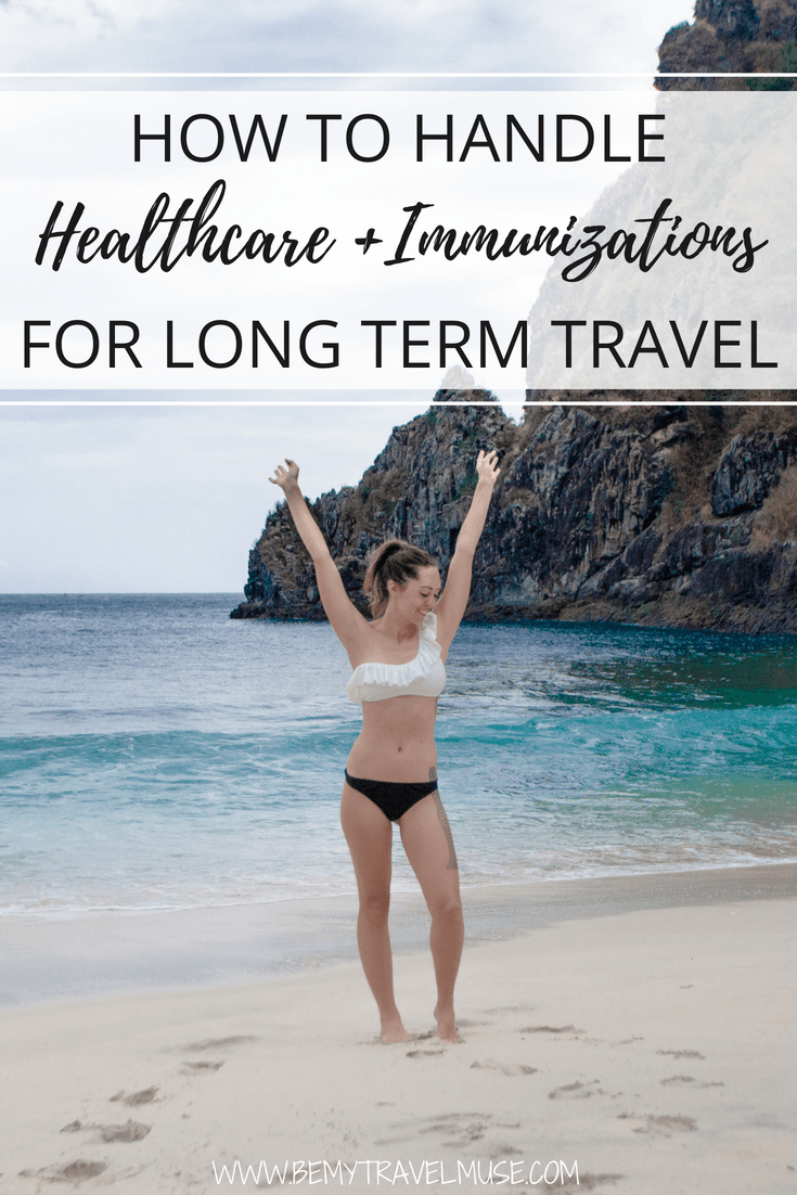 Going on a long term holiday, or starting a long term backpacking trip? Here are my best tips on how to handle healthcare and immunizations.