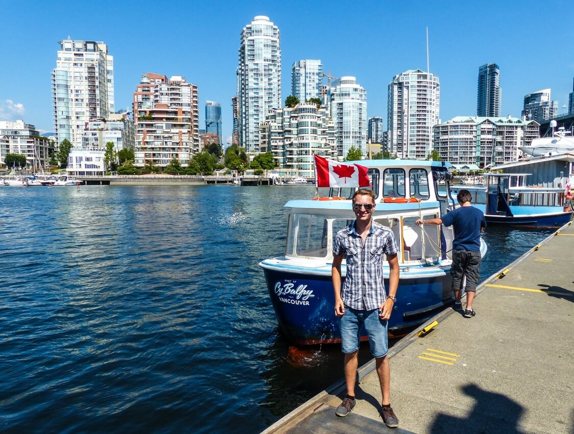 best places in canada for solo travelers