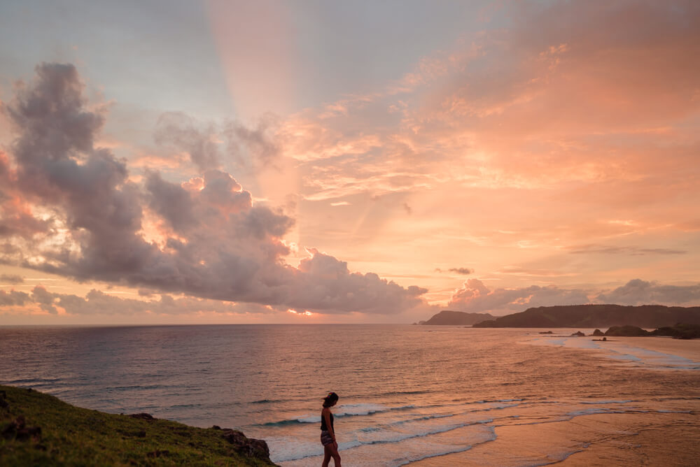 bukit merese kuta lombok guide