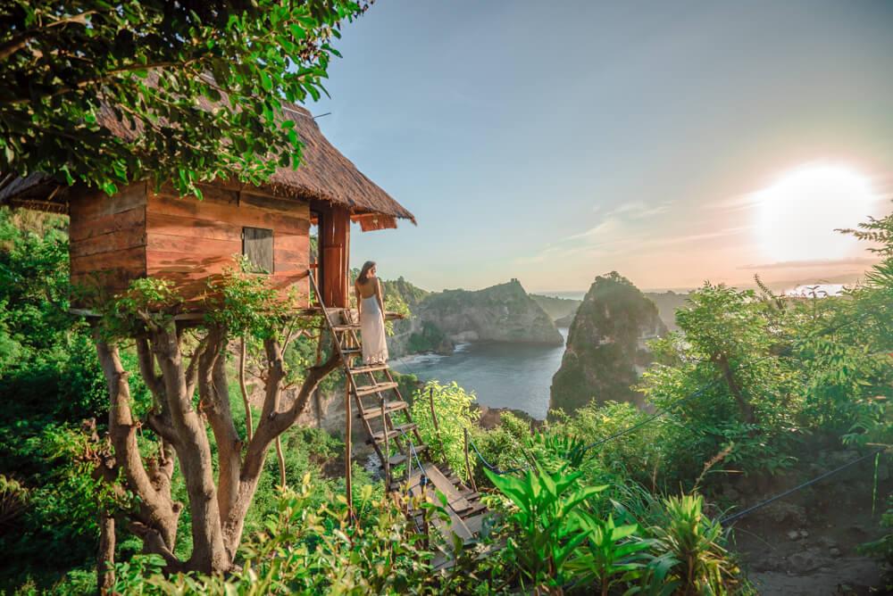 nusa islands itinerary