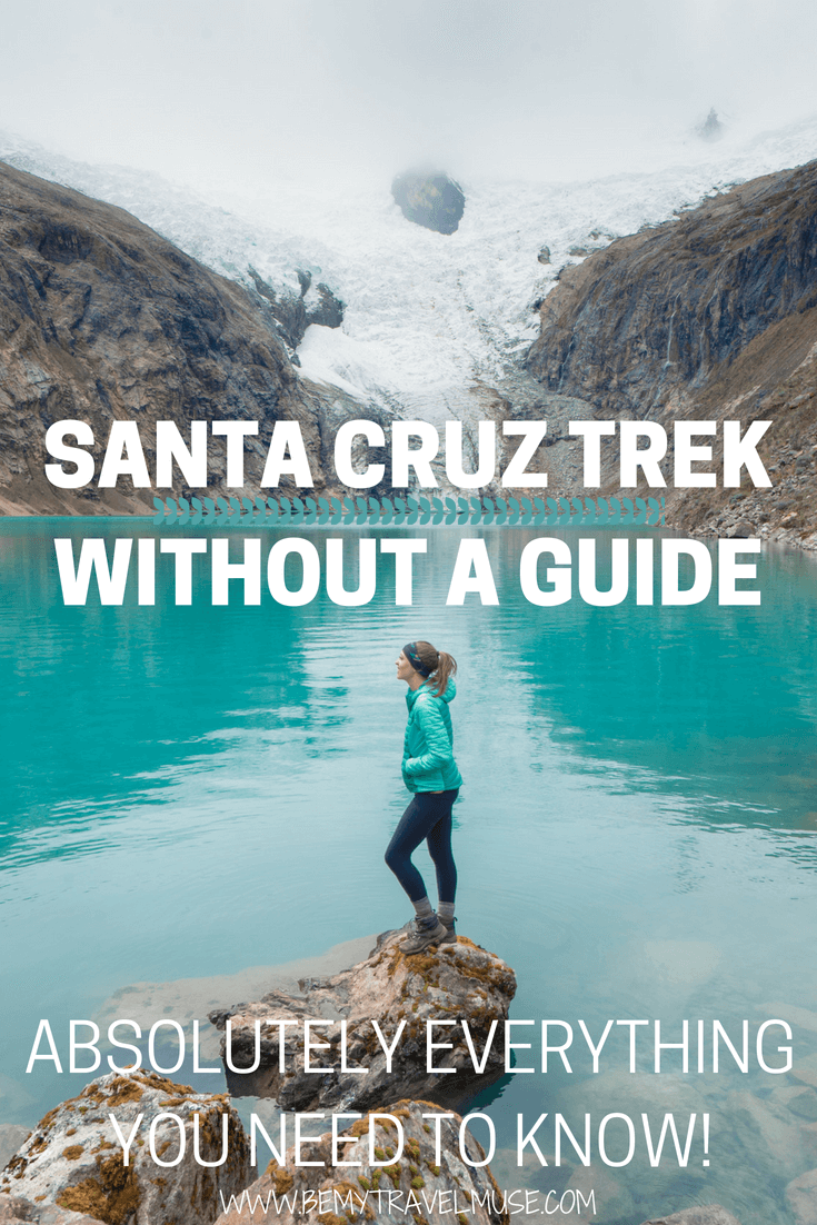 Planning an independent trek to Santa Cruz, Peru? Here's a full guide on how to trek the Santa Cruz without a guide! 3000 words of tips on the altitudes, routes, what to pack, best time to go, and everything else you need to know. #SantaCruzTrek #Peru #SantaCruzPeru #HikeIndependently