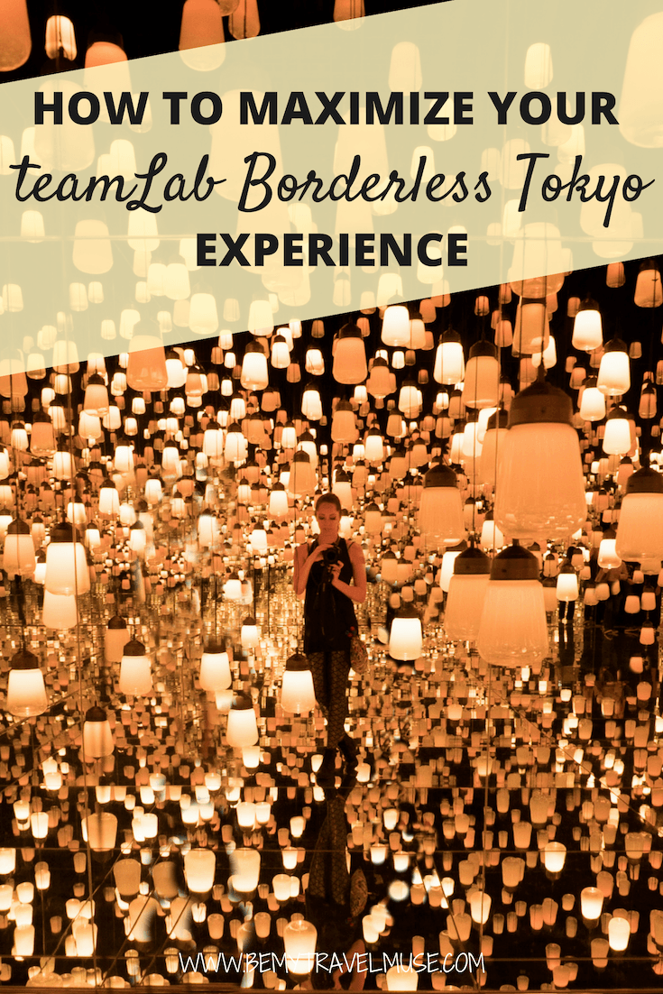 If you are planning a visit to the teamLab Borderless Museum, be sure to read this guide before you go to know what to expect, how to maximize your experience, and photography tips!