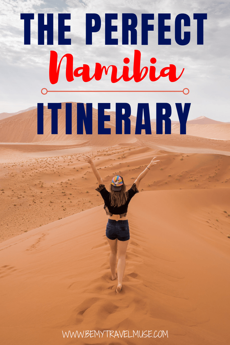 This is the perfect Namibia itinerary that will help you have the best time in this amazing African country! Stops include the iconic Sossusvlei, Deadvlei, the captivating Kolmansklop, and so much more. Accommodation guides and other essential information included.