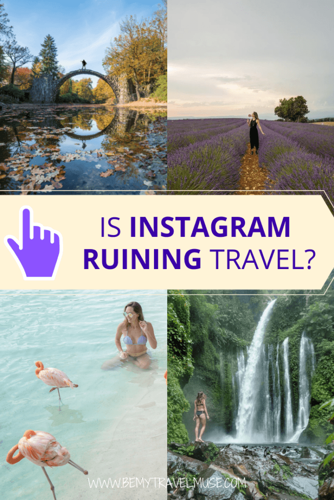 Let's talk Instagram! More people flock to the most instagrammable places just to take photos; algorithm and comment pods are changing what you see on your newsfeed on Instagram. What does all this mean to you as a traveler? Click to read my take, and share your thoughts! #Instagram