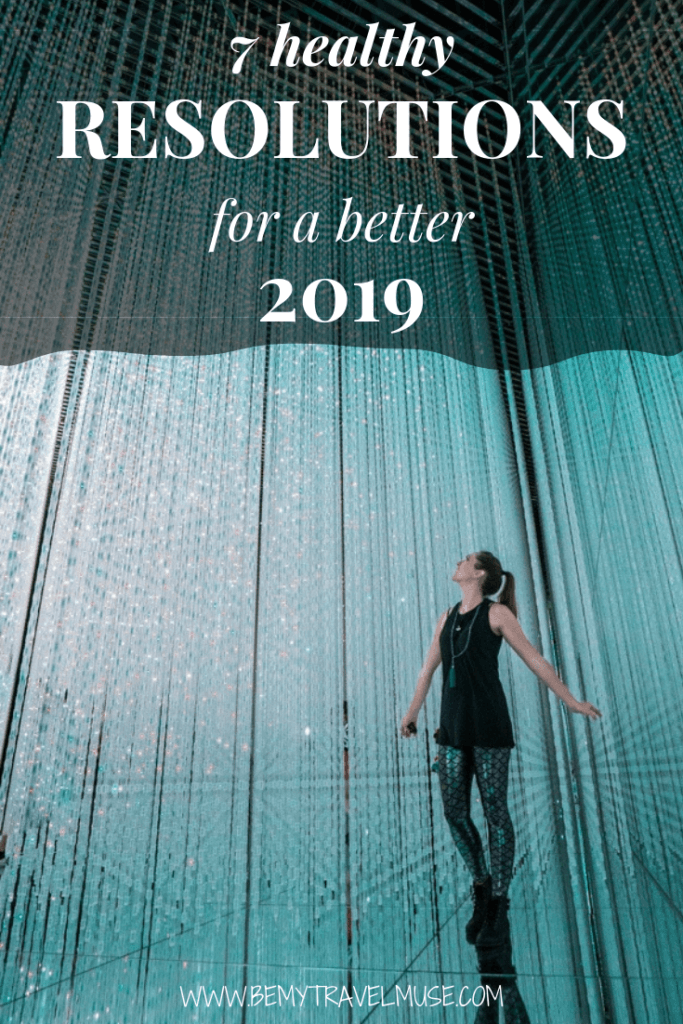 Looking for some healthy resolution ideas for the new year? Here are 7 healthy resolutions that focus on self-love, growth, happiness and fulfilment that will get you to where you want to be in 2019. Check it out!