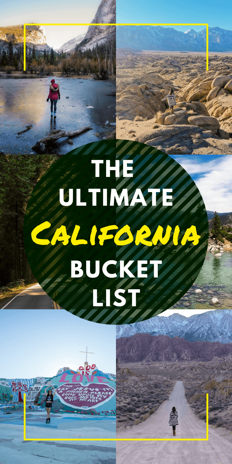 Planning a trip to California? Here are 23 places that you must visit when in the Golden State. Unique things to do, insider tips, and amazing photos will help you plan the best California road trip!