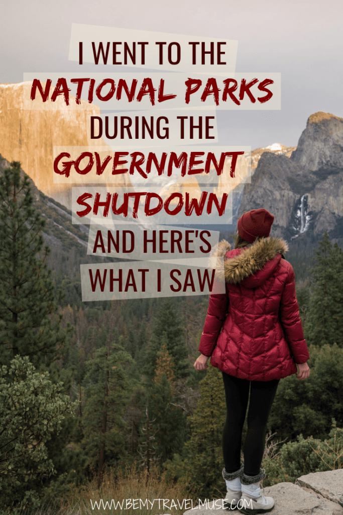 I visited Yosemite, Sequoia, Death Valley, and Joshua Tree National Park in December, during the government shutdown, and here's what I saw. #Governmentshutdown