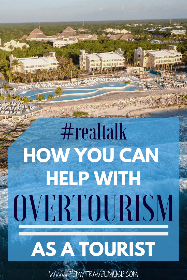 Here are some important ways you can help with overtourism. As a traveler, there are alternatives and resolutions you can adopt to help reduce the impact of overtourism. Visiting alternative destinations, being a mindful traveler, and exploring new places are some of them. Click to read the rest now. #Overtourism