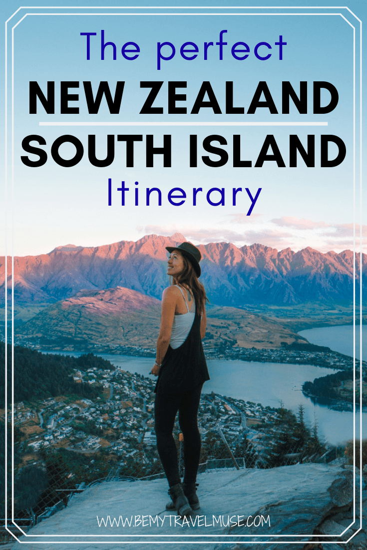 A perfect South Iceland New Zealand itinerary that covers 8 gorgeous stops with all of the best things to do in the area, plus accommodation guide, route planning tips and more. Perfect for your New Zealand road trip! #SouthIsland #NewZealand
