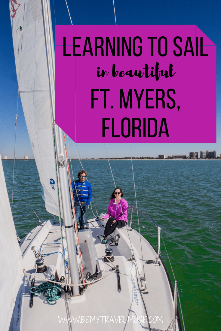What makes Fort Myers, Florida perfect for learning how to sail? Click to find out!