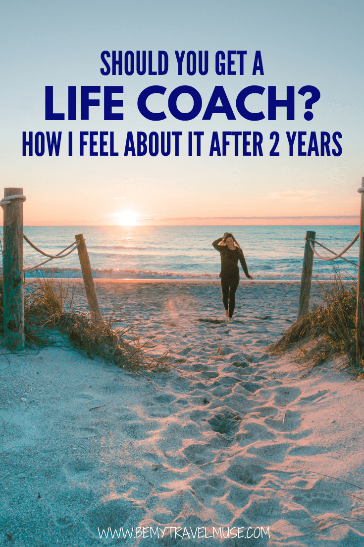 Should you get a life coach? I have had a life coach for over two years now and here's what I truly think of it. If you are an entrepreneur, be sure to read this. #LifeCoach