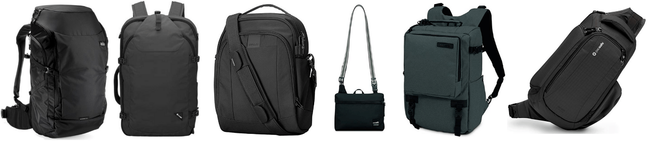 european summer bags - The Perfect Minimalist Europe Summer Packing List
