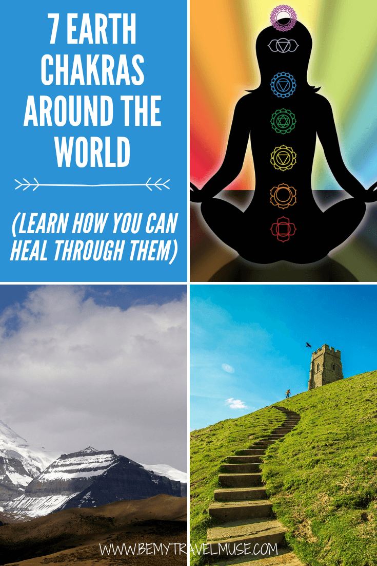 Curious about what earth chakras are, and how you can heal through them? Here's a quick yet complete guide to earth chakras, and information on how you can heal through them. #EarthChakras